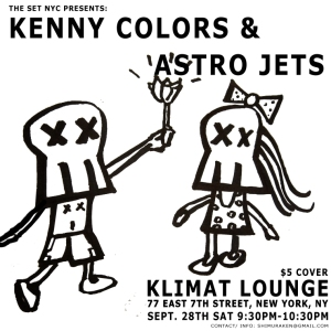 Kenny Colors & Astro Jets - Klimat Lounge